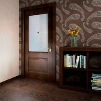 Двери цвета Шоколадный