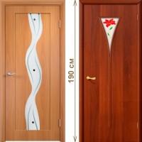Двери высотой 190 см
