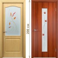 Двери высотой 200 см