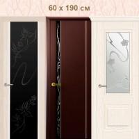 Межкомнатные двери 60 на 190 см