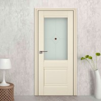 Двери цвета Белый ясень