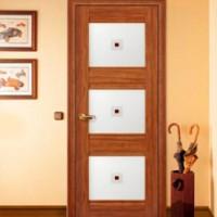 Двери цвета Орех Амари