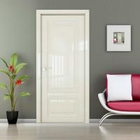 Двери белые глянцевые