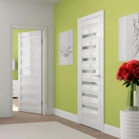 Двери цвета Бьянко