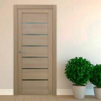 Двери цвета Капучино Мелинга