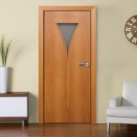 Двери цвета Миланский орех
