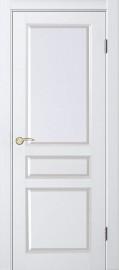 "Межкомнатная дверь ""Джулия 1"", пг, Белый жемчуг"