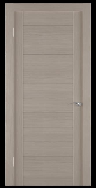 Фото -   Межкомнатная дверь Zadoor ПГ ECO 1 Беленый Дуб   | фото в интерьере
