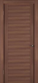 Фото -   Межкомнатная дверь Zadoor ПГ ECO 1 Орех   | фото в интерьере