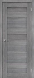 """Межкомнатная дверь """"Порта-21"""", пг, Grey Veralinga"""