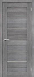 """Межкомнатная дверь """"Порта-22"""", по, Grey Veralinga"""