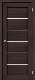 """Межкомнатная дверь """"Порта-22"""", по, Wenge Veralinga"""