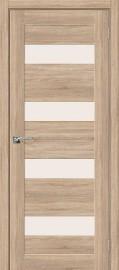 """Межкомнатная дверь """"Порта-23"""", по,  Light Sonoma"""