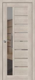 """Межкомнатная дверь """"Порта-27"""", Mirox Grey, Cappuccino Veralinga"""