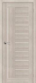 """Межкомнатная дверь """"Порта-29"""", по, Cappuccino Veralinga"""