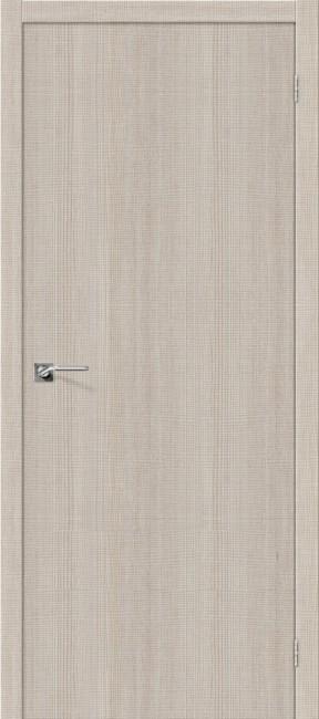"""Фото -   Межкомнатная дверь """"Порта-50"""", пг, Cappuccino Crosscut     фото в интерьере"""