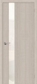 """Фото -   Межкомнатная дверь """"Порта-51 WP"""", по, Cappuccino Crosscut     фото в интерьере"""