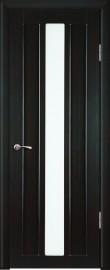 """Межкомнатная дверь """"Элита"""", по, венге полосатый"""