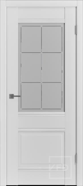 """Фото -   Межкомнатная дверь """"EC 2"""", по Emalex Ice     фото в интерьере"""