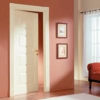 Двери эмалированные
