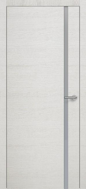 Фото -   Межкомнатная дверь Zadoor ПО H1 Окаша Голд   | фото в интерьере