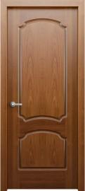 Межкомнатная дверь Фламенко, пг, орех