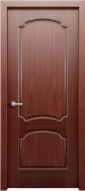 Межкомнатная дверь Фламенко, пг, красное дерево