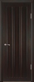"""Межкомнатная дверь """"Элита"""", пг, венге полосатый"""