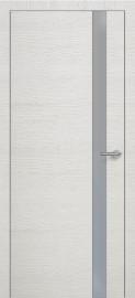 Фото -   Межкомнатная дверь Zadoor ПО H2 Окаша Голд   | фото в интерьере