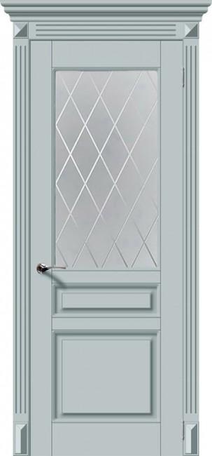 """Фото -   Межкомнатная дверь """"Гранд"""", по, манхэттен     фото в интерьере"""