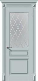 """Межкомнатная дверь """"Гранд"""", по, манхэттен"""