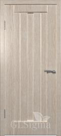 """Межкомнатная дверь """"Сигма 2"""", пг, беленый дуб"""