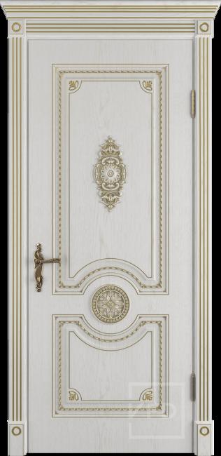 """Межкомнатная дверь """"Greta"""", пг, Bianco Classic"""