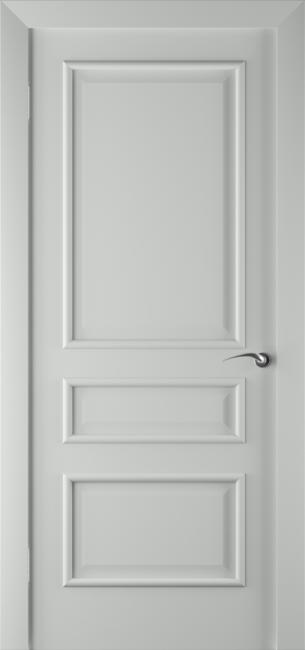 Межкомнатная дверь ПГ Алессандро Грей Эмаль