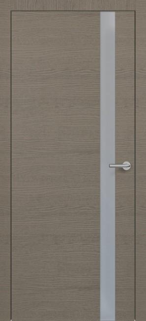 Фото -   Межкомнатная дверь Zadoor ПО H2 Окаша Грей     фото в интерьере