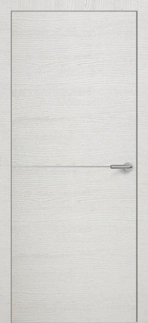 Фото -   Межкомнатная дверь Zadoor ПО ALU H10 Окаша Голд   | фото в интерьере
