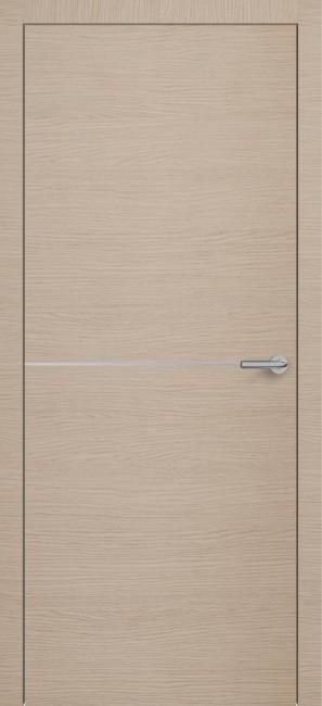 Фото -   Межкомнатная дверь Zadoor ПО H10 Окаша Капучино   | фото в интерьере