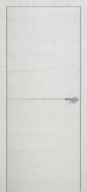Фото -   Межкомнатная дверь Zadoor ПО H10 Окаша Голд   | фото в интерьере