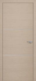 Фото -   Межкомнатная дверь Zadoor ПО H11 Окаша Капучино   | фото в интерьере