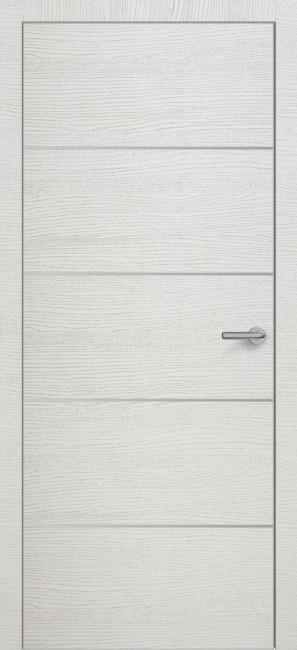 Фото -   Межкомнатная дверь Zadoor ПО ALU H12 Окаша Голд   | фото в интерьере