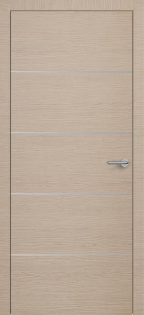 Фото -   Межкомнатная дверь Zadoor ПО H12 Окаша Капучино   | фото в интерьере