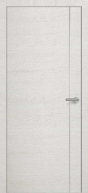 Фото -   Межкомнатная дверь Zadoor ПО ALU H14 Окаша Голд   | фото в интерьере
