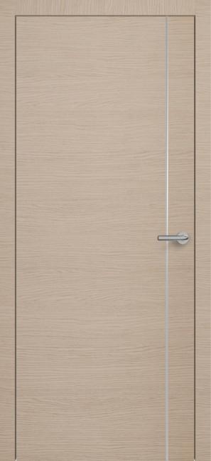 Фото -   Межкомнатная дверь Zadoor ПО H14 Окаша Капучино   | фото в интерьере