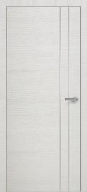 Фото -   Межкомнатная дверь Zadoor ПО ALU H15 Окаша Голд   | фото в интерьере