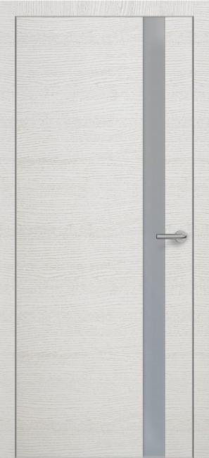 Фото -   Межкомнатная дверь Zadoor ПО ALU H2 Окаша Голд   | фото в интерьере