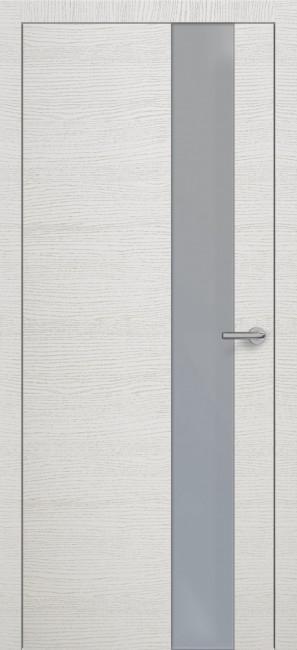 Фото -   Межкомнатная дверь Zadoor ПО H3 Окаша Голд   | фото в интерьере