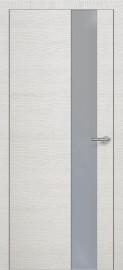 Фото -   Межкомнатная дверь Zadoor ПО ALU H3 Окаша Голд   | фото в интерьере