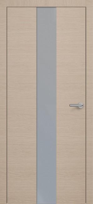 Фото -   Межкомнатная дверь Zadoor ПО H4 Окаша Капучино   | фото в интерьере