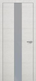 Фото -   Межкомнатная дверь Zadoor ПО H4 Окаша Голд   | фото в интерьере