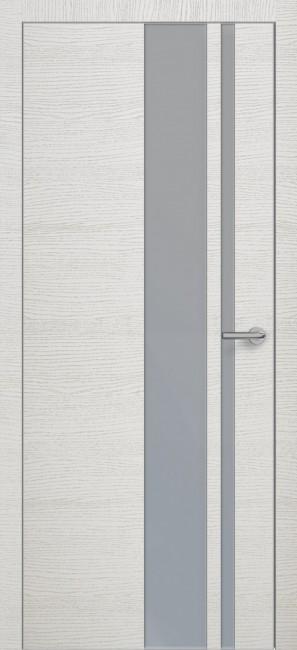 Фото -   Межкомнатная дверь Zadoor ПО ALU H5 Окаша Голд   | фото в интерьере
